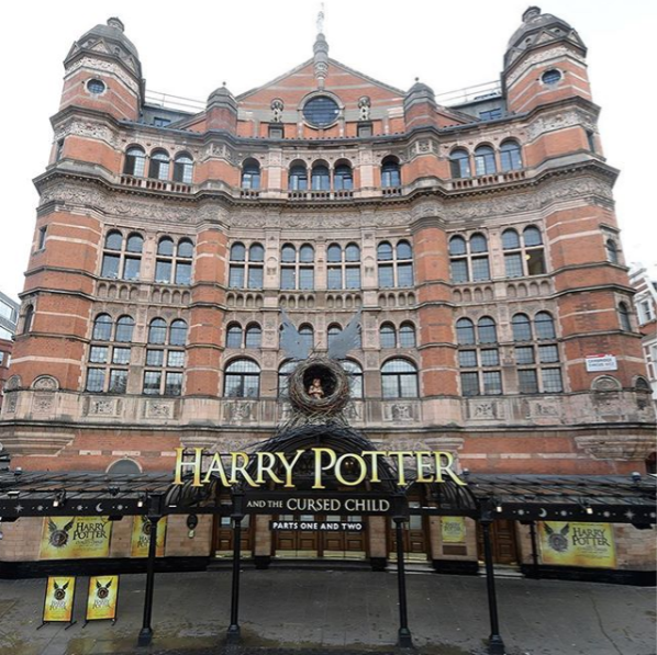 Theater Geek: London's West End