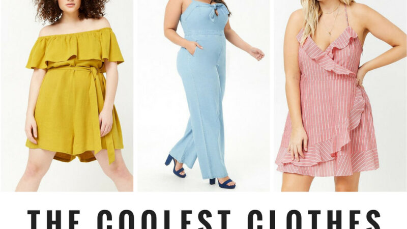 The Coolest Clothes for Warm Weather