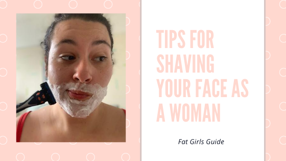 Face Shaving Tips for Women