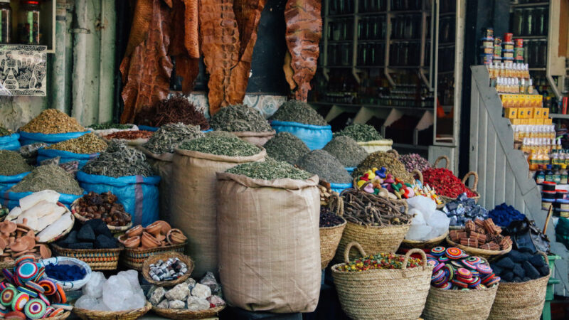 How to Spend 4 Days in Marrakech
