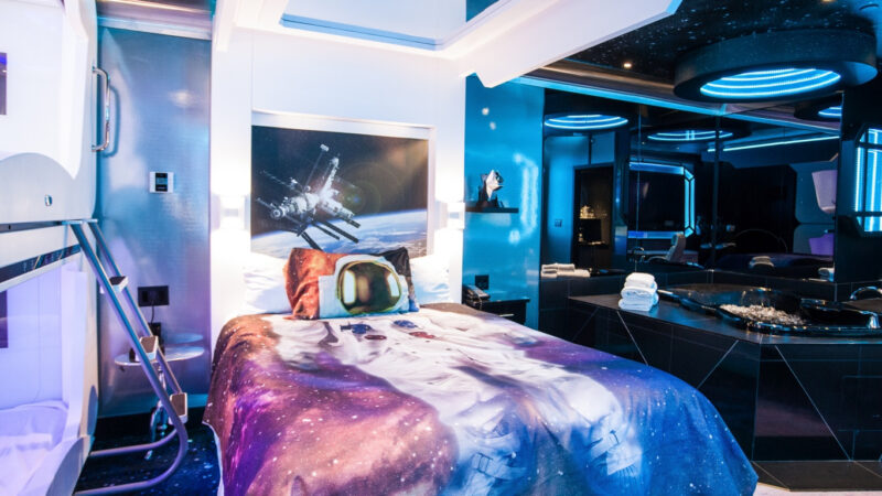 6 Must-See Themed Hotels
