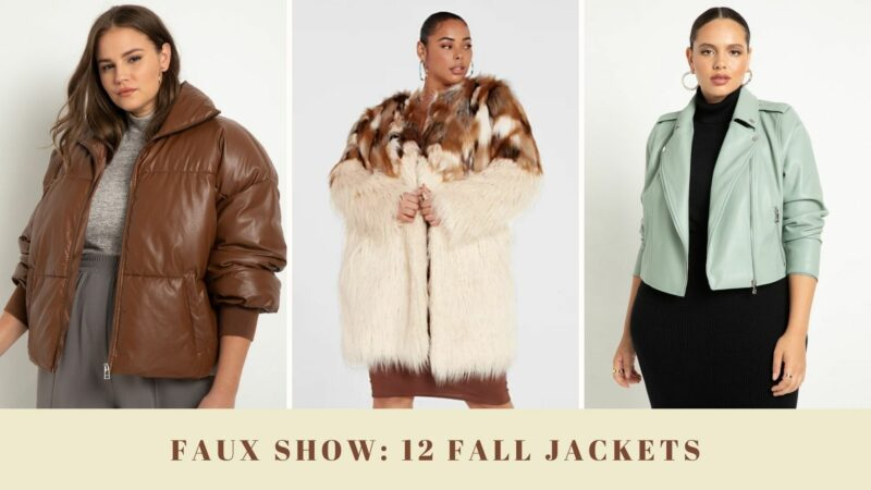 Faux Show: 12 Fall Jackets